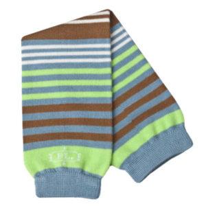Babylegs Organic Leg Warmer - Terra Stripe