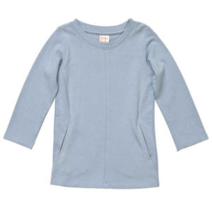 Baobab Dusty Blue Pocket Tee