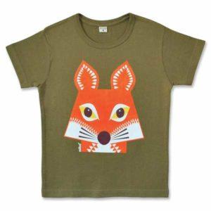 Coq en Pate Mibo Tshirt - Khaki Fox
