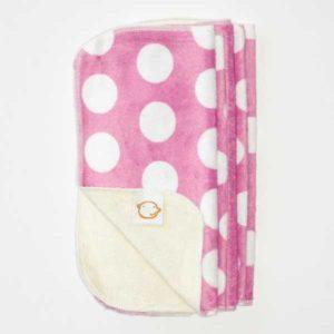 Cushie Tushies Reusable Wipes - Angel Dots