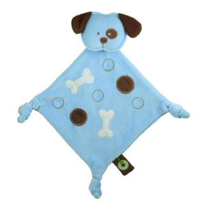Dandelion Blue Doggie Blanket