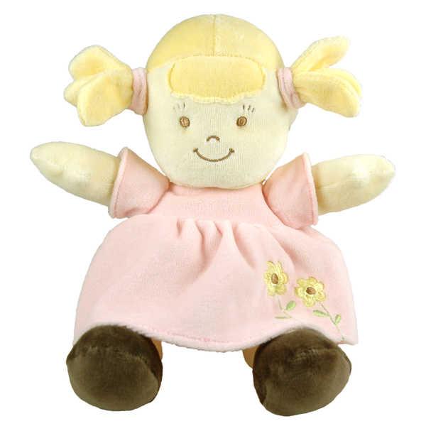 Dandelion Organic Cotton Toddler Doll