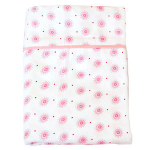 Habitat Baby Garden Party Cot Fitted Set - Daisy