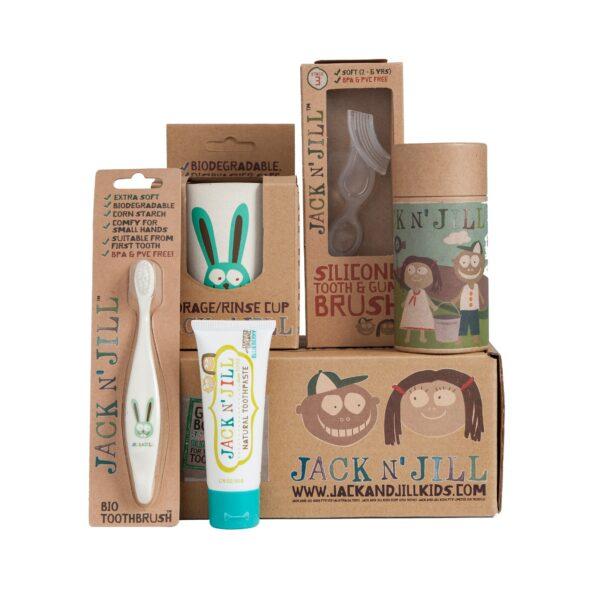 Jack n' Jill Gift Set- Bunny