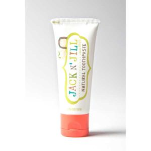 Jack n' Jill Natural Toothpaste 50g - Organic Strawberry