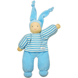 Keptin Jr Rag Doll Boyo Light Blue