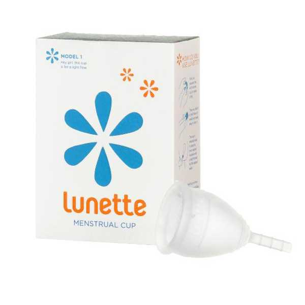 Lunette menstrual cup model 1 light flow sustainababy - Where to buy diva cup ...