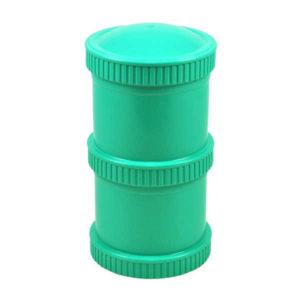 NEW Dandelion Re-Play Snack Stack - Aqua