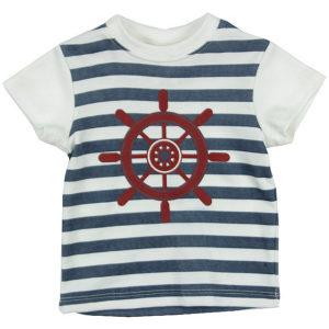 NEW Gaia Tee - Captain's Wheel