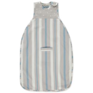NEW Merino Kids GO GO Bag SHERPA- Grey & Blue