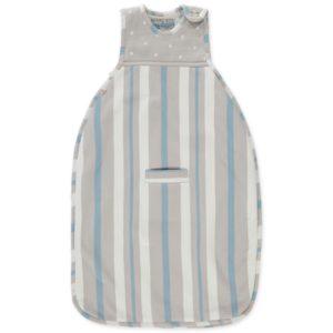 NEW Merino Kids GO GO Bag SHERPA- Grey & Blue