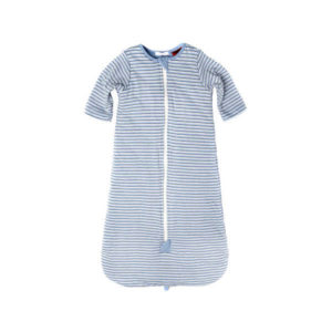 NEW Purebaby Boys Long Sleeve Sleeping Bag - Icicle Stripe