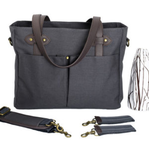 NEW So Young Emerson Tote- Slate