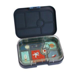 NEW Yumbox Leakproof Bento Lunchbox Original- Espace Blue (Glow Stars)