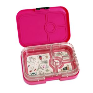 NEW Yumbox Leakproof Panino Lunch box- Parisian Pink
