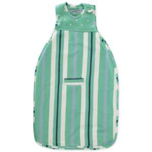 NEw Merino Kids GO GO Bag SHERPA- Green & Blue
