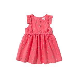 Purebaby Dress - Cherry Blossom Print