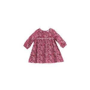 Purebaby Dress - Tulip Print