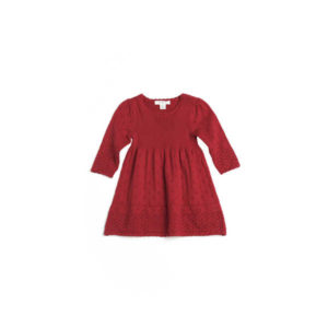 Purebaby Tulip Knit Dress