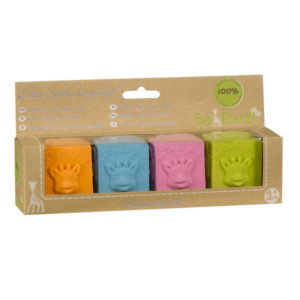So'Pure Sophie The Giraffe Cubes