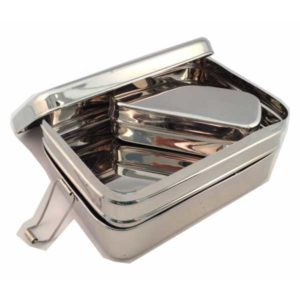 Sustain-a-Stacker 3 in 1 Stainless Steel Lunchbox