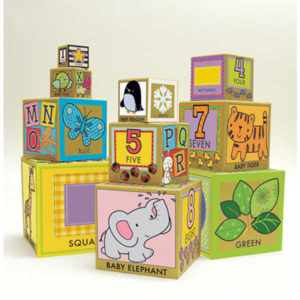 innovativeKids Early Learning Stacking and Nesting Blocks