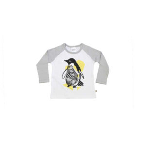 milk & masuki Long Sleeve T shirt - Penguin