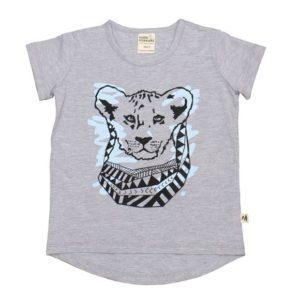 milk & masuki Organic Tee - Lion Cub