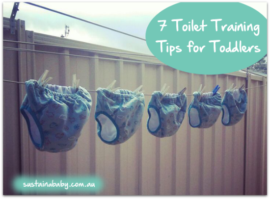 7 Toilet Training Tips for Toddlers