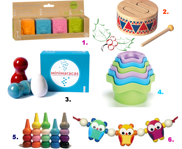 Christmas Eco-friendly Gift Guide Baby (and Giveaway!)