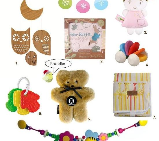 Christmas Gift Guide – Newborn