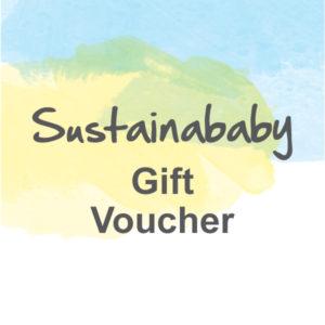 Sustainababy Gift Voucher