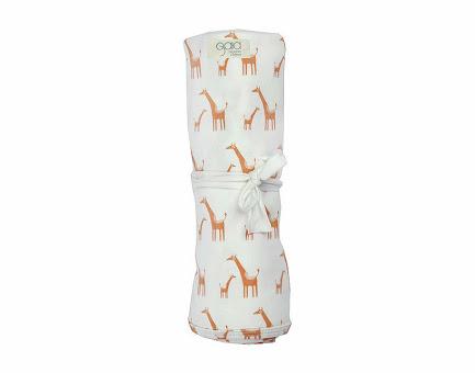 Gaia Organic Cotton Baby Wrap Giraffe Sustainababy